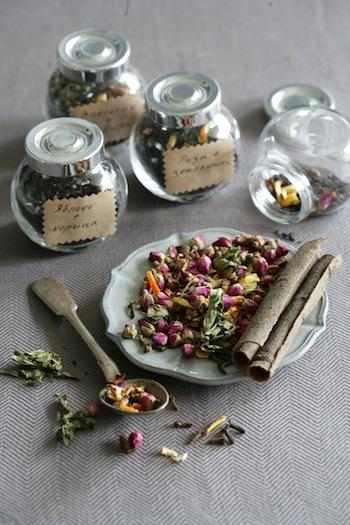 Вкусные чаи своими руками