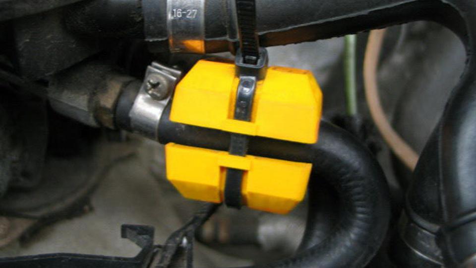 Экономия топлива на автомобиле магнитами своими руками 3
