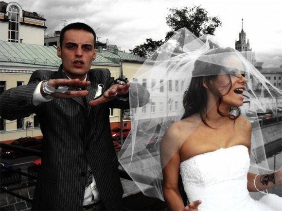 айза и гуф свадьба фото