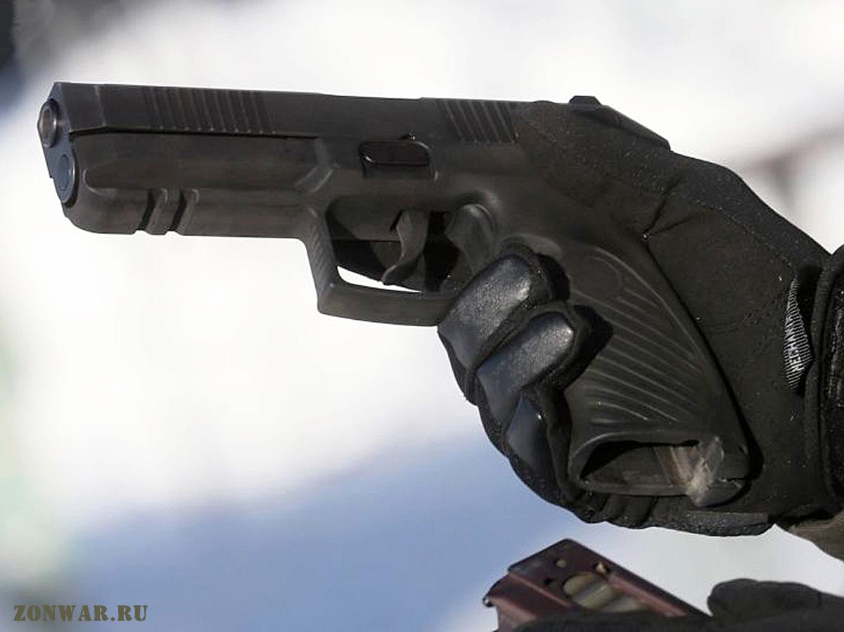пистолет Удав фото 6