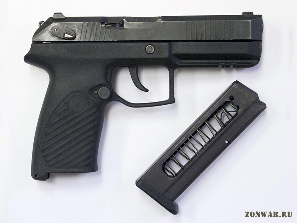 пистолет «Удав» фото-2